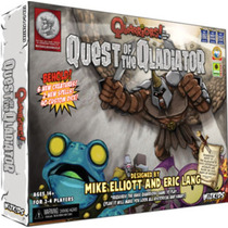 Quest Of The Qladiator Expansão Jogo Imp. Quarriors! Wizkids