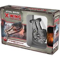 Yt-2400 Freighter - X-wing Star Wars Game Miniatura Jogo Ffg