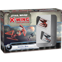 Imperial Aces - X-wing Star Wars Game Miniatura Jogo Ffg
