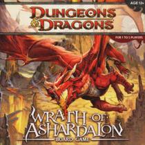 Wrath Of Ashardalon Jogo De Tabuleiro Importado Wotc Dd D&d