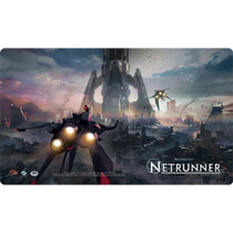 The Root Playmat - Tapete Jogo Netrunner Lcg Ffg
