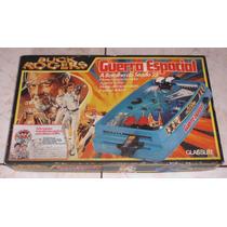 Buck Rogers - Guerra Espacial - Glasslite