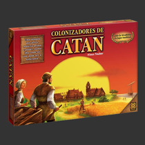 Colonizadores De Catan - Grow