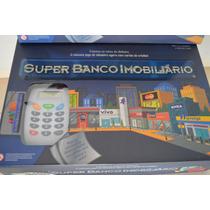 Super Banco Imobiliário Com Cartão Crédito