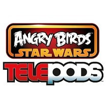 6 Angry Birds Star Wars Jedi Vs Sith Multi-pack Telepods