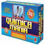 Jogo Quimica Mania Algazarra 55 Experiencias
