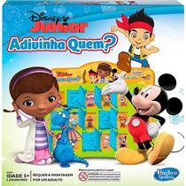 Jogo Adivinha Quem - Disney Junior - Hasbro Gaming !!!