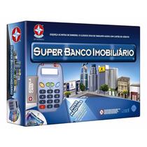 Super Banco Imobiliário Original Estrela