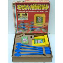 Brinquedos Antigos Estrela Jogo Caça-monstro Anos 80