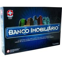 Jogo Banco Imobiliário Tradicional - Estrela !!!