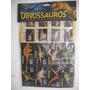 Jogo Tabuleiro Dinossauros Pmbi Art Didaticos, Sem Uso