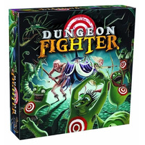 Dungeon Fighter Board Game Português Jogo Base Pronta Entr.