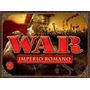 Jogo War Império Romano - Importado