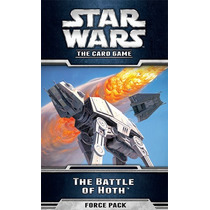 The Battle Of Hoth - Expansão Jogo Star Wars Lcg Ffg