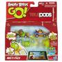 Veículo Angry Birds Go! Telepods Multi Pack - Hasbro