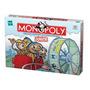 Jogo De Tabuleiro Monopoly Júnior