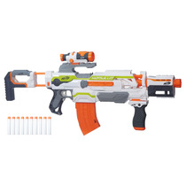 Lançador Nerf N-strike - Modulus Ecs-10 - B1539 - Hasbro