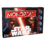 Jogo Tabuleiro Hasbro Disney Monopoly Star Wars