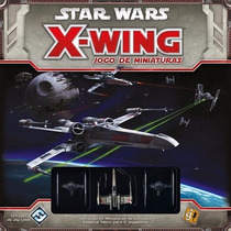 Star Wars X-wing Jogo Base - Em Português - Lacrado