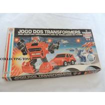Jogo Dos Transformers - Estrela - Anos 80 - Promoção!