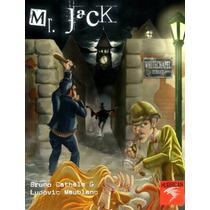 Mr. Jack - Jogo De Tabuleiro Importado Asmodee - No Brasil!