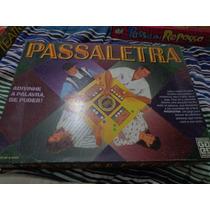Jogo Passaletra - Usado -completo -grow (a Partir De 8 Anos)