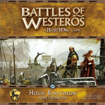 House Baratheon - Expansão Jogo Imp. Battles Of Westeros Ffg