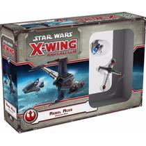 Rebel Aces - X-wing Star Wars Game Miniatura