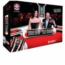 Jogo Mega Senha - Estrela