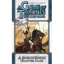 A Song Of Summer - Expansão Jogo Game Of Thrones Lcg Ffg