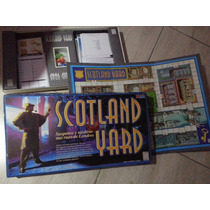 Jogo Scotland Yard - Novo