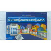 Banco Imobiliario Agora Com Maquina De Credito E Debito