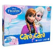 Jogo Cara A Cara Frozen - Estela