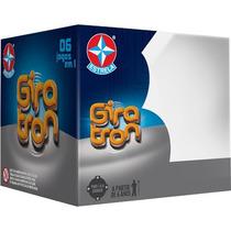 Brinquedo Novo Lacrado Giratron Da Estrela 6 Jogos Em 1