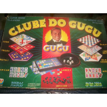 Jogo Clube Do Gugu ( Antigo ) Da Grow ----excelente Estado