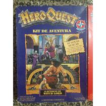 Kit De Aventura Hero Quest: Retorno De Witch Lord