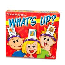 Card Game - O Que É Acima Hedbanz For Kids Adivinhar Aprend