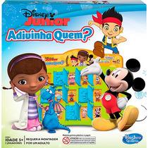 Jogo Adivinha Quem Disney Júnior - Hasbro