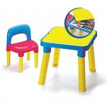 Mesa Infantil +2 Cadeira 50x47.. Sonsulte Valor Envio