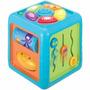 Winfun Cubo Interativo De Descobertas Para Bebe