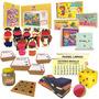 Kit Inclusão Social Brincadeiras Infantis Pedagógicas 20 Pcs