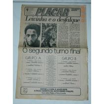 Jornal Placar Ed.abril Nº223 Abril 1974 Leivinha Ferrari