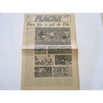Jornal Placar Suplemento Nº 229 - 9/8/1974