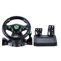 Volante Racer 4 Em 1 Para X360/ps2/ps3/pc - Js075 Multilaser
