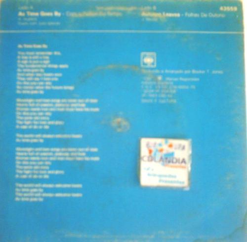Julio Iglesias E Willie Nelson - Compacto -cdlandia