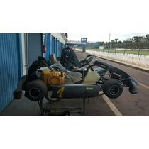 Kart 38hp, Chassi Techspeedy 2012 4t