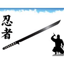 Ninja To A Mortal Espada Shinobi Katana