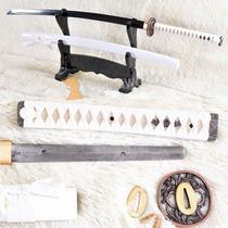 Espada Katana Samurai Ninja Qualidade Top Aço Damascus