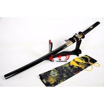 Espada Katana Samurai Afiada Funcional Aço 1060