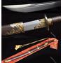 Espada Chinesa Estilo Facao Ninja Samurai Tatico Funcional
